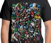 Clown T-Shirts