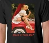 Pin Up Girls T-Shirts