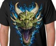 Dragon/Fantasy T-Shirts
