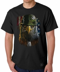 American Warrior Eagle T-Shirt