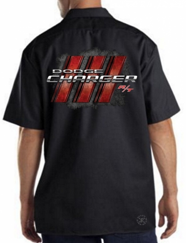 Dodge Charger R/T Work Shirt