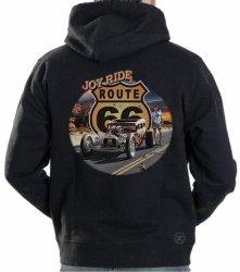 Route 66 Joy Ride Hoodie Sweat Shirt