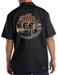 Route 66 Joy Ride Work Shirt