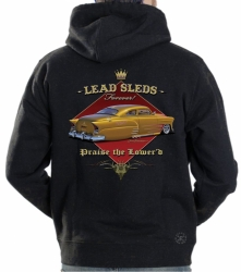Lead Sleds Hoodie Sweat Shirt