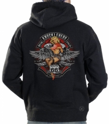 Knucklehead Motorcycles Hoodie Sweat Shirt
