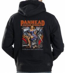 Panhead Motor Works Hoodie Sweat Shirt