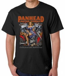 Panhead Motor Works T-Shirt