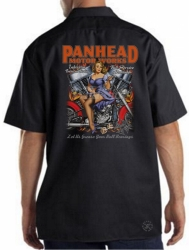 Panhead Motor Works Work Shirt