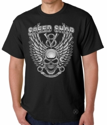 Speed Shop Skull T-Shirt