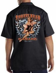 Shovelhead Garage Work Shirt