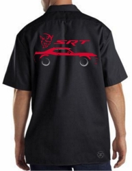 Dodge Challenger SRT Work Shirt
