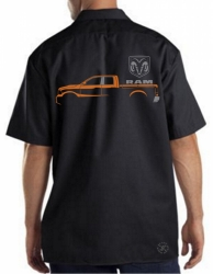 Dodge Ram Work Shirt