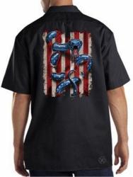 American Serpent Work Shirt