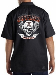 Outlaw Forever Work Shirt