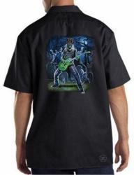 Zombie Rock Work Shirt