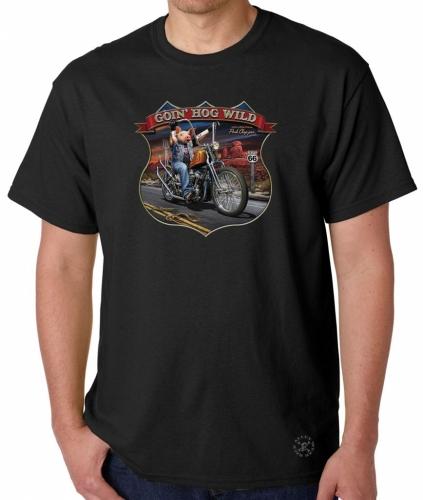 Going Hog Wild T-Shirt