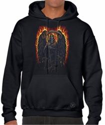 Fire Reaper Hoodie Sweat Shirt