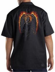 Fire Reaper Work Shirt