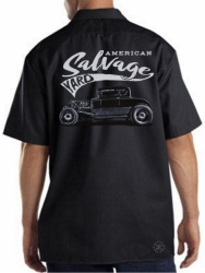 American Salvage Yard Work Shirt
