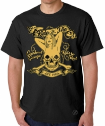 Ride or Die Gearhead Garage T-Shirt