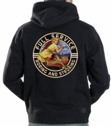Full Service Boring & Stroking Hoodie Sweat Shirt