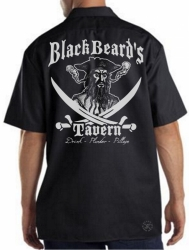 Blackbeard's Tavern Work Shirt
