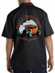 Ball Breaker Garage Work Shirt