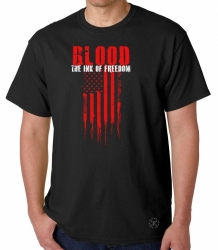 Blood The Ink of Freedom T-Shirt