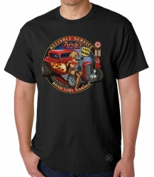 Trixies Road Service T-Shirt