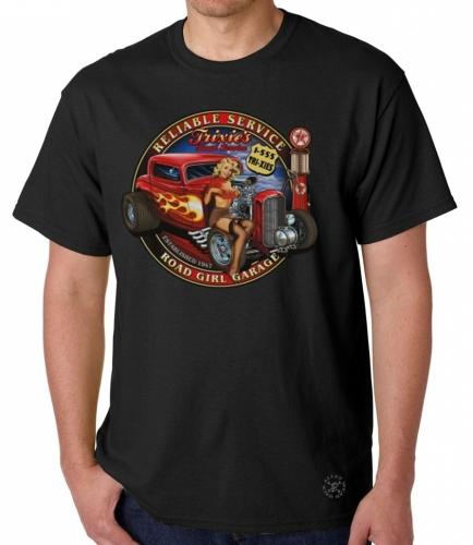 Trixies Road Service T-Shirt