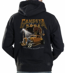 Gangsta Street Rods Hoodie Sweat Shirt