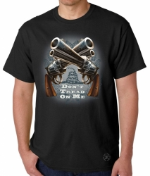 Don't Tread on Me Guns T-Shirt