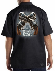 Don't Tread on Me Guns Work Shirt