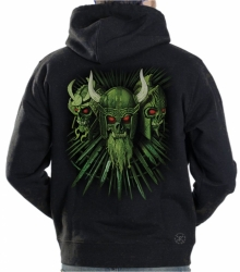 Viking Warriors Hoodie Sweat Shirt