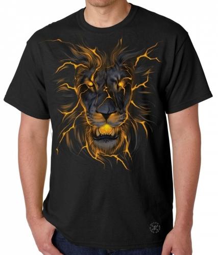 Lion Glow T-Shirt