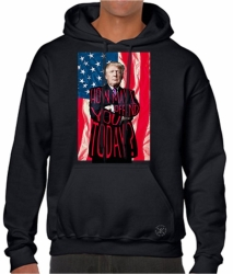 Trump How May I Offend You Hoodie Sweat Shirt