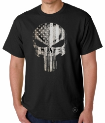 American Punisher Flag T-Shirt