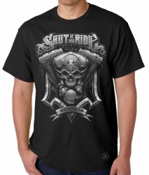Shut Up & Ride Engine T-Shirt