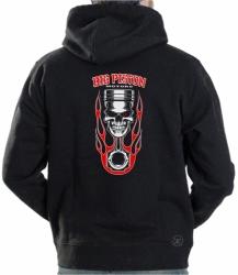 Big Piston Motors Hoodie Sweat Shirt