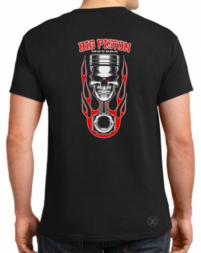 Big Piston Motors T-Shirt
