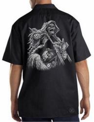Grim Reaper Work Shirt