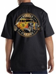 American Garage Work Shirt