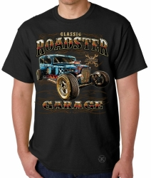 Classic Roadster Garage T-Shirt