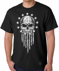 American Patriot Warrior T-Shirt