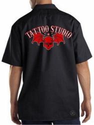 Tattoo Studio Work Shirt