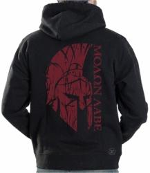 Spartan Warrior Hoodie Sweat Shirt