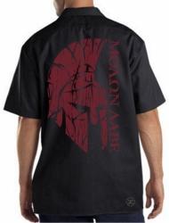 Spartan Warrior Work Shirt
