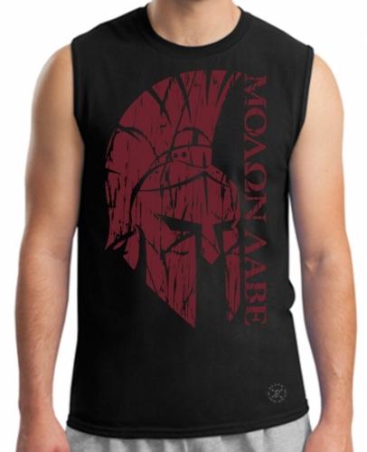 Spartan Warrior Muscle T-Shirt