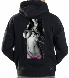 Beats & Boobs Hoodie Sweat Shirt