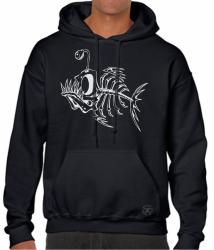 Bonefish Hoodie Sweat Shirt